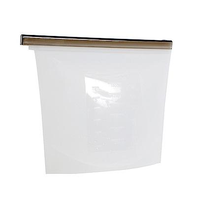 EG Home 宜居家 矽膠食物密封保鮮袋-加大版1500ml(10入)