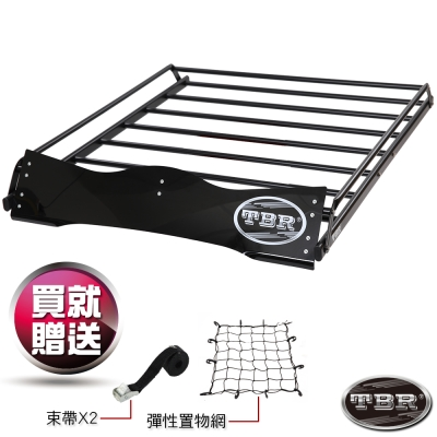 【TBR】ST12M-110 車頂置物架 攜車架 車頂架 (3SIZE)