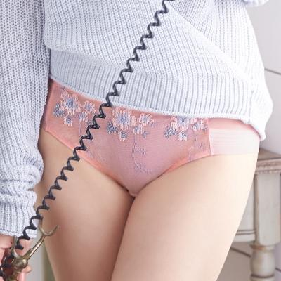 蕾黛絲-減壓靠過來搭配平口內褲M-EL(甜美粉)