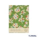日本 Nakabayashi 自黏相本 麻布系列 花園相本(綠)