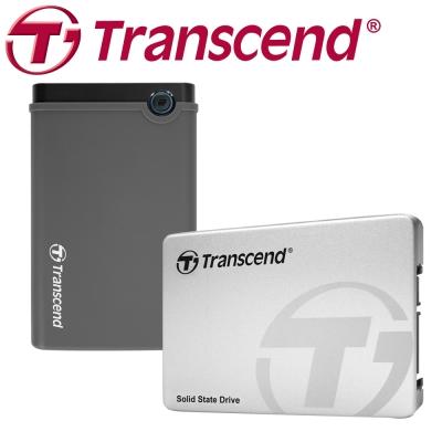 創見 SSD220 240GB 2.5吋 SATAIII 固態硬碟+軍規套件組