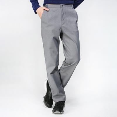 【SNOW FOX 雪狐】男款抗風透氣保暖彈性長雪褲 RP-61457 深灰