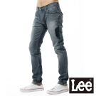 Lee 101+牛仔褲 709 低腰合身小直筒-男款(中古淺藍)