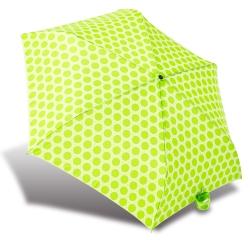 RAINSTORY綠漾圈圈抗UV輕細口紅傘