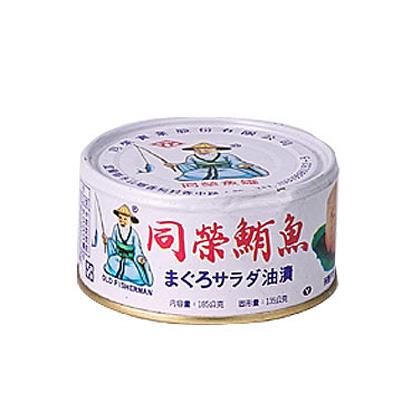 同榮 鮪魚(185gx6入)