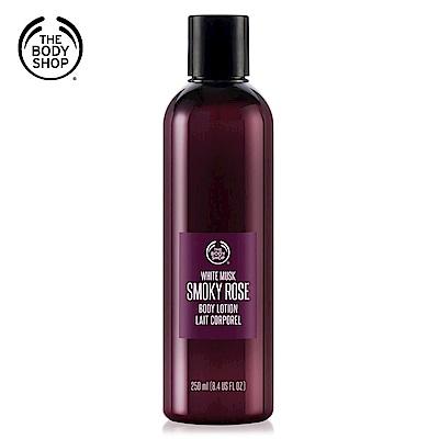 The Body Shop 紫玫麝香身體潤膚乳- 250ML