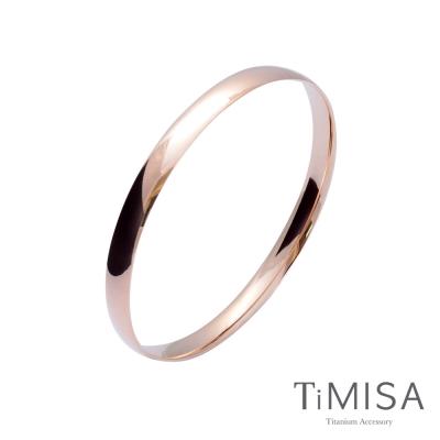 TiMISA《純真》純鈦手環 (共二色)