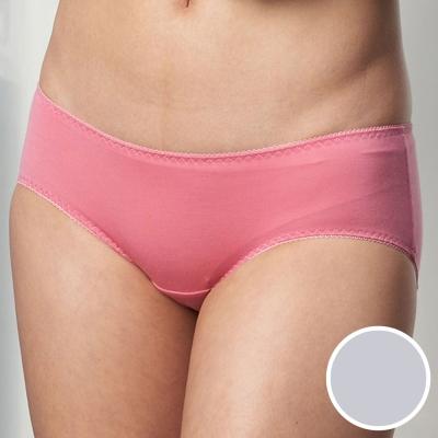 華歌爾 經典暢銷款M-L低腰三角褲(石壁灰)
