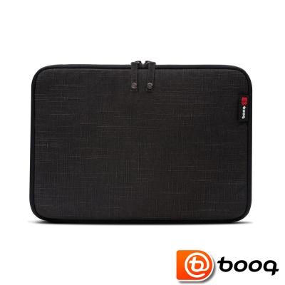 Booq Mamba 系列 MacBook Pro 15 吋天然麻保護內袋 - 沈穩黑