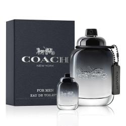 COACH 時尚經典男性淡香水60ml(贈品牌小香)