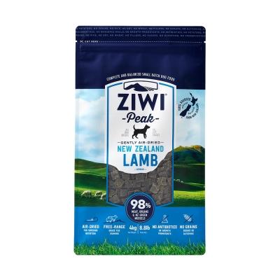 ZiwiPeak巔峰98% 鮮肉狗糧-羊肉 4kg