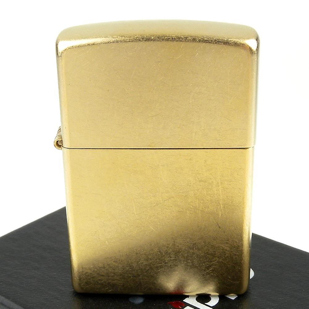 【ZIPPO】美系~Gold Dust~金砂霧面打火機