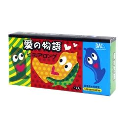 BAC倍爾康 520超薄香水保險套12入/1盒