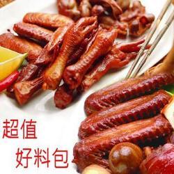 台南松稜 好料包(共6種口味)