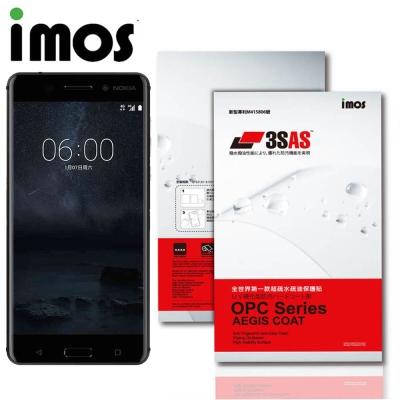 iMos NOKIA 6 3SAS 疏油疏水 螢幕保護貼