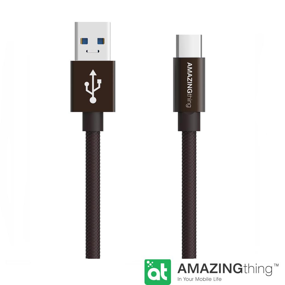 AmazingThing USB Type C 快速充電傳輸線(3M)