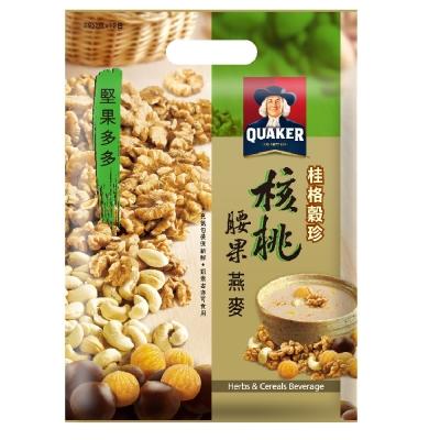 桂格 核桃腰果燕麥穀珍(29gx12包入)