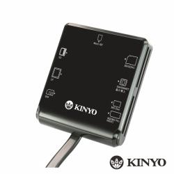 KINYO 多合一晶片讀卡機KCR359