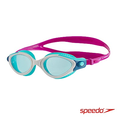 SPEEDO 成人運動泳鏡 Futura Biofuse 藍紫