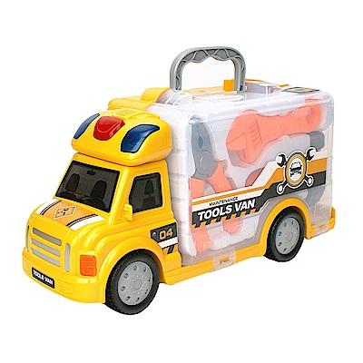 兒童玩具 聲光維修車工具組 661-174