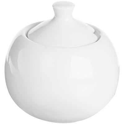 EXCELSA White白瓷附蓋糖罐(75ml)
