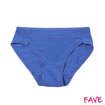 內褲 超細莫代爾中腰小褲-灰藍紫 (M~XL)