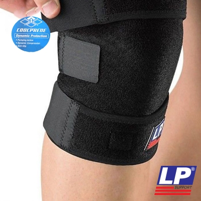 LP SUPPORT  高效包覆調整型膝護套(1雙) 756CA