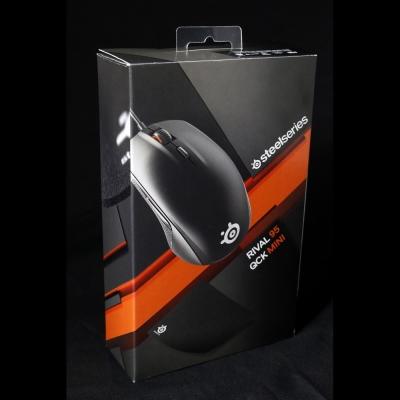 Rival 95 PC Bang 滑鼠+鼠墊組合包