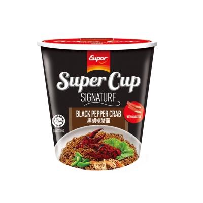 新加坡super cup超級杯麵 黑胡椒蟹麵(75g)