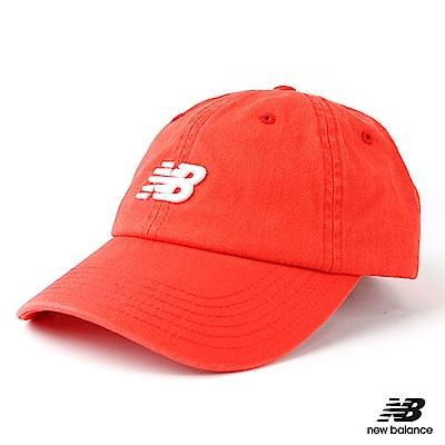 New Balance 棒球帽 500294669000 紅色