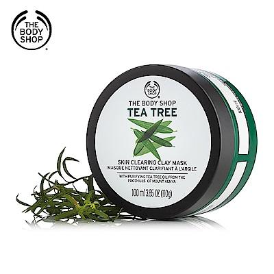The Body Shop 茶樹淨膚調理面膜-100ML