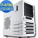 技嘉Z370平台[戰略傳奇]i7六核GTX1050Ti獨顯電玩機