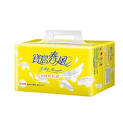 寶島春風抽取式衛生紙130抽x8包/串