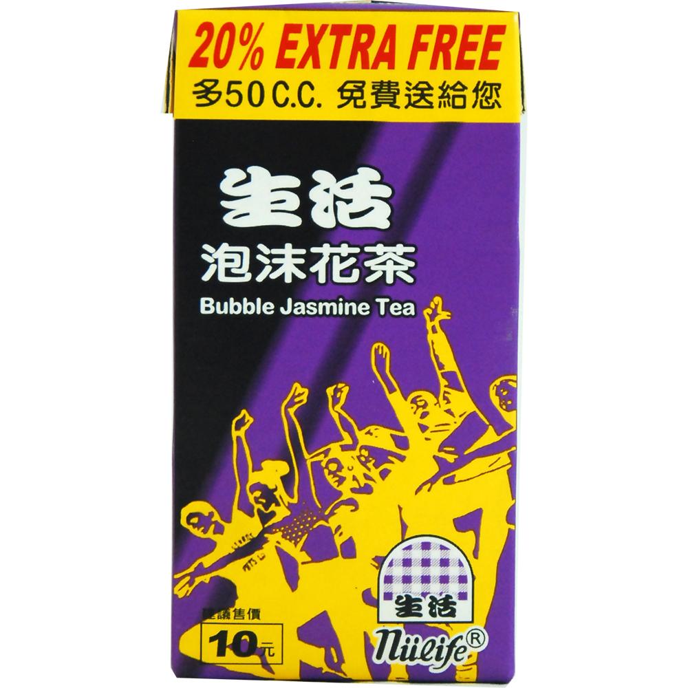 生活 泡沫花茶(300ccx24入)