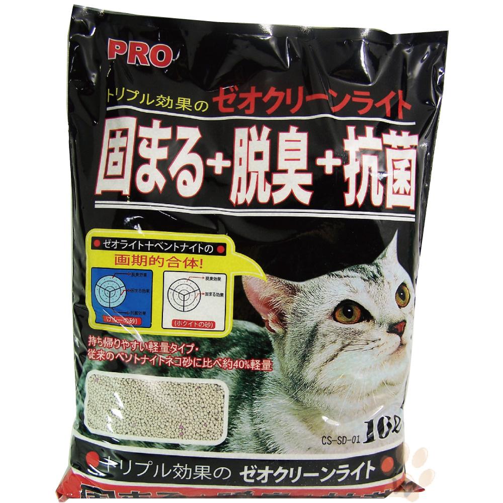 IRIS  希道小球貓砂10L  3包組合