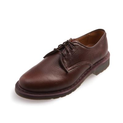 Dr.Martens OCTAVIUS-復古4孔馬汀鞋-男款-深咖啡