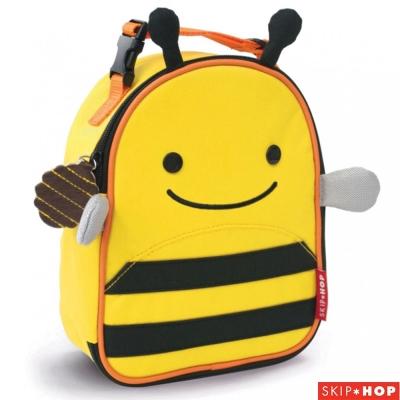 Skip Hop 小蜜蜂款動物野餐保溫袋