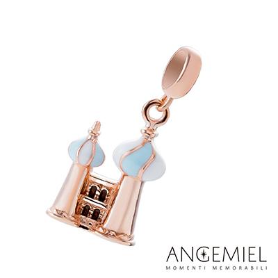 Angemiel安婕米串珠 925純銀吊飾 阿拉伯宮殿