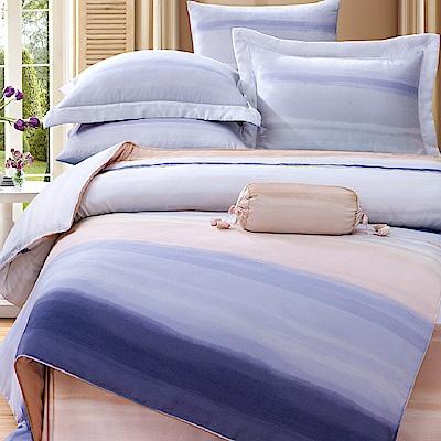 Saint Rose 沐雲 加大100%純天絲兩用被套床包四件組