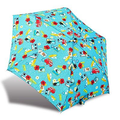 RAINSTORY衝浪世界抗UV輕細口紅傘