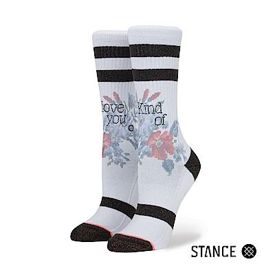 STANCE MAYBE BABY-女襪-休閒襪-情人節設計款