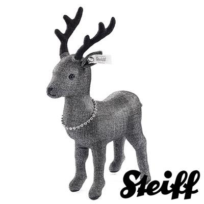 STEIFF德國金耳釦泰迪熊 - Deer graphite