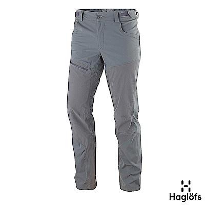Haglofs 男 Lite Cross 快乾排汗長褲 磁鐵色