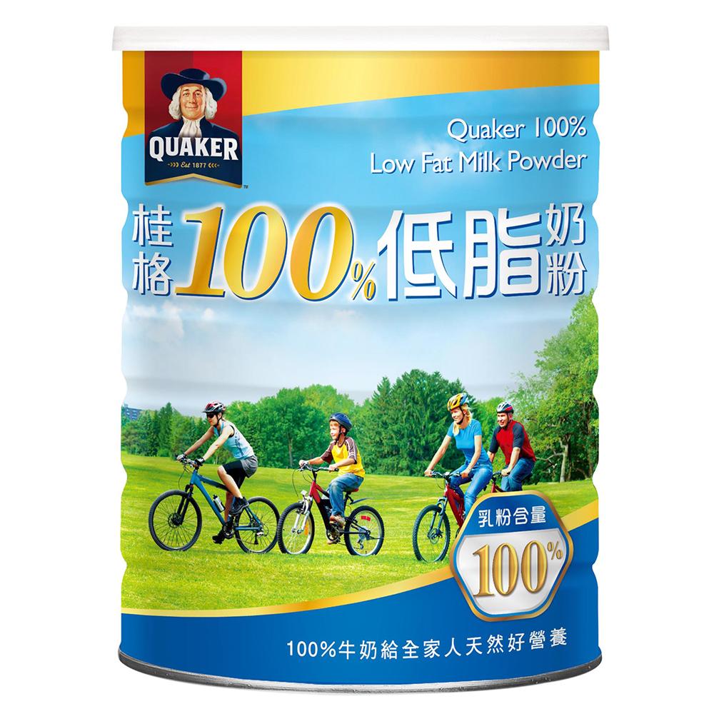 桂格 100%低脂奶粉(850g)