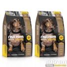 Nutram紐頓 T27無穀迷你犬 火雞配方 犬糧 1.36公斤 X 2包