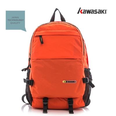 KAWASAKI超輕優質休閒背包