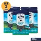 ZiwiPeak巔峰 98%鮮肉貓糧*鯖魚羊肉*400g 3件組