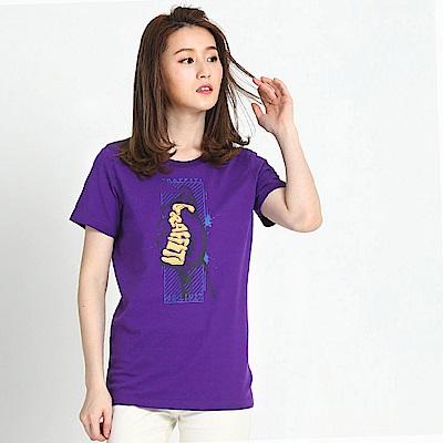 101原創 NOLimit T恤上衣-亮紫
