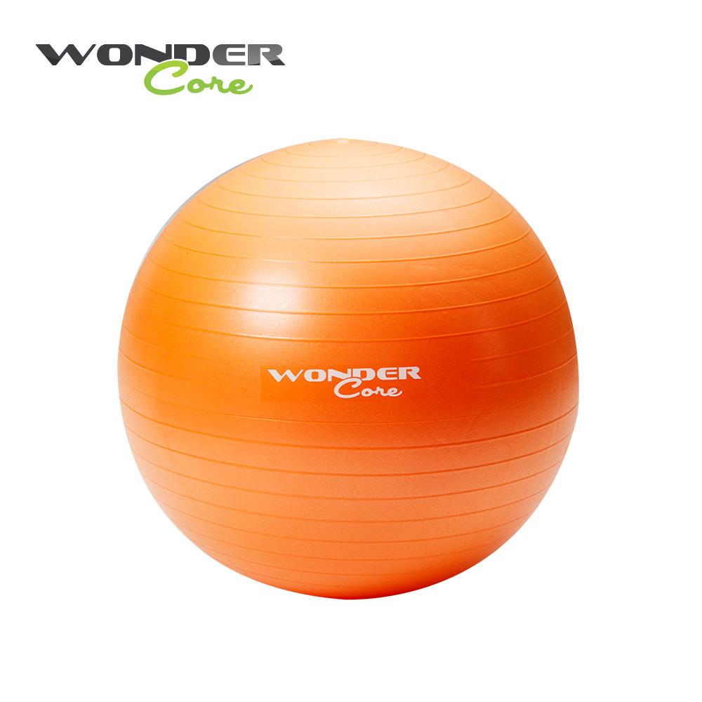 Wonder Core 抗力瑜珈球 (橘色65cm)