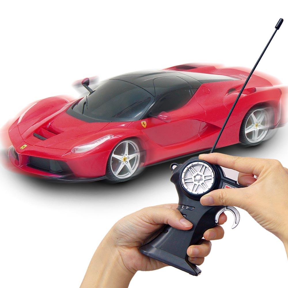 Ferrari LaFerrari 1:24無線遙控模型車紅